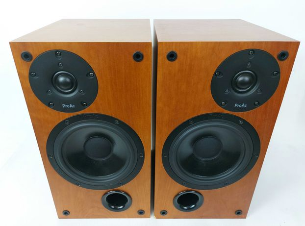 ProAc Studio 110 - genialne kolumny głośnikowe