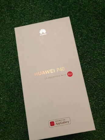 Huawei P40 5G Silver