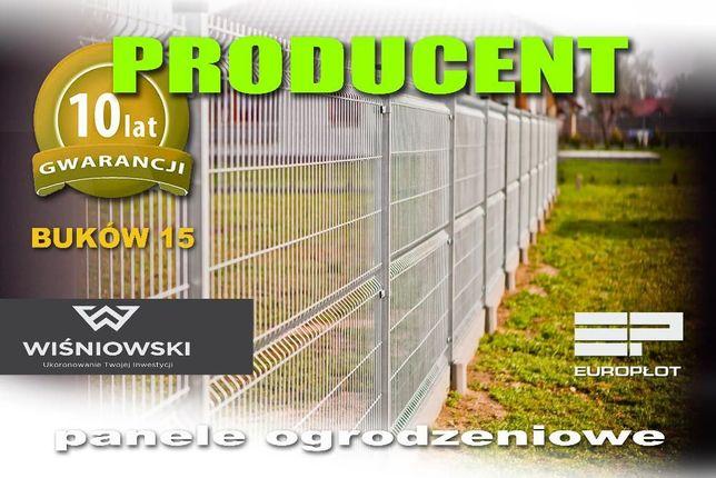 Ogrodzenia panelowe + panele ogrodzeniowe + panel ogrodzeniowy montaż