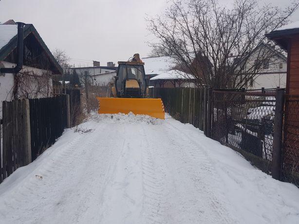 Plug do sniegu,odśnieżania Cat 428c