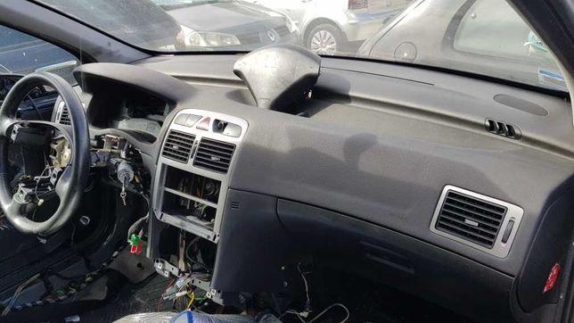 tablier e airbags peugeot 307