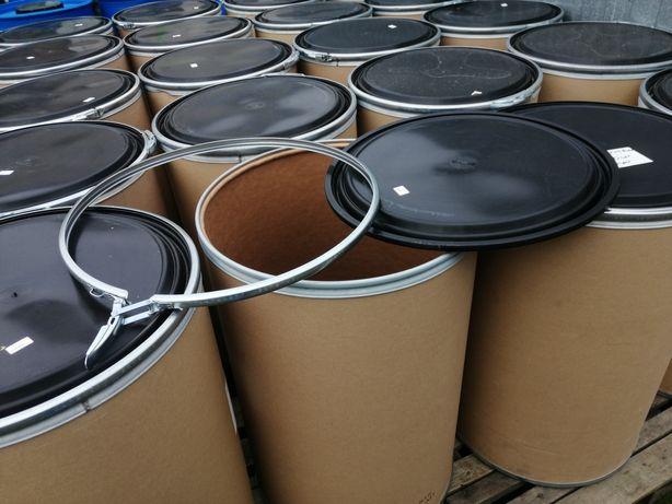 Beczki zboże 200 litrów tekturowe pasza ziarno Gołębie mąka silos susz