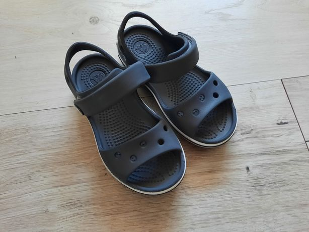 crocs sandały dla chłopca rozm 23