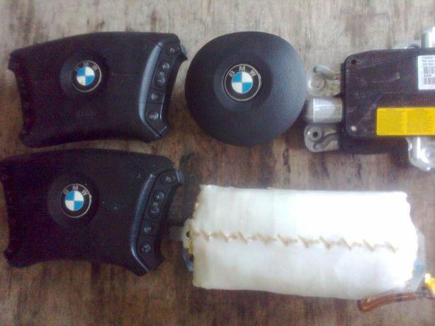 BMW X5 X6 е53 e70 подушка система безопасности airbeg торпедо потолок