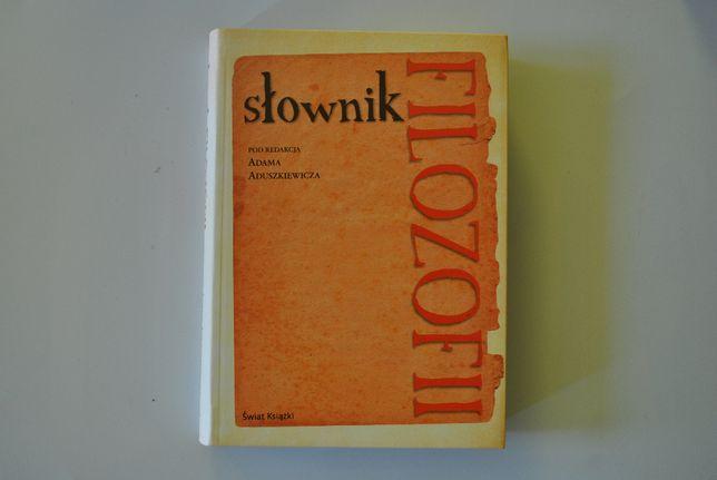 Słownik Filozofii A. Aduszkiewicz
