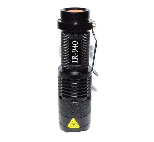 noktowizor promiennik podświetlacz podczerwieni iluminator IR 940 nm