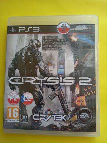 Gra PS3 Crysis 2 PL