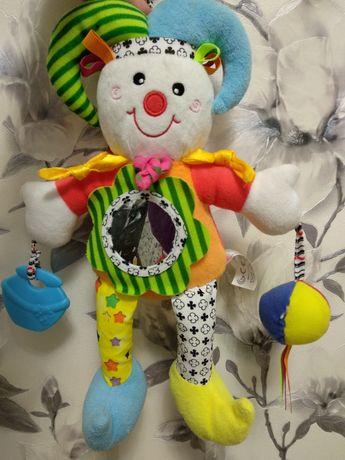 Дитяча іграшка- підвіска в коляску