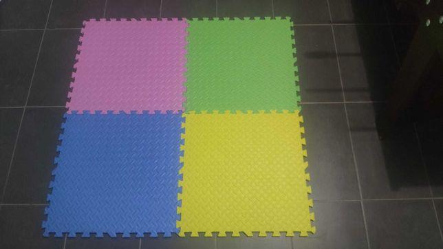Tatamis puzzle 60x60