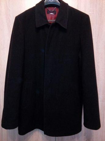 Męska kurtka płaszcz zimowy 182-188