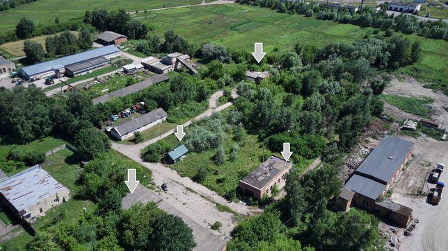 Продаж промислової нерухомості  в м. Мена  (70 км від м.Чернігова)