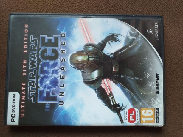 Gra Star Wars The Force Unleashed