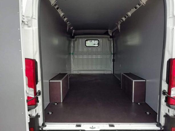 Peugeot Boxer L4H2 Zabudowy aut dostawczych KNAUTECH