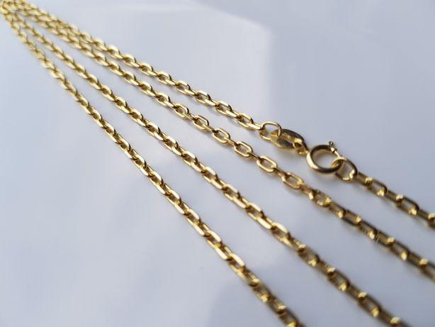 Złoty łańcuszek ANKIER! pr.585 14k PEŁNY! ZOBACZ