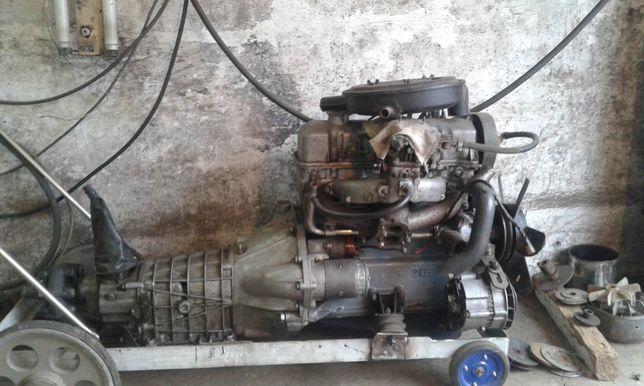 Ваш 2105 двигатель ременной