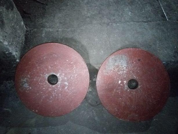 Obciążenie do sztangi 2x25 kg