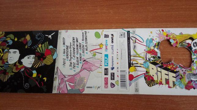 BIFF - ANO 2009 I wydanie POGODNO BRACHACZEK unikat CD