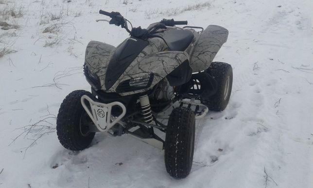 Квадроцикл Kawasaki KFX 700