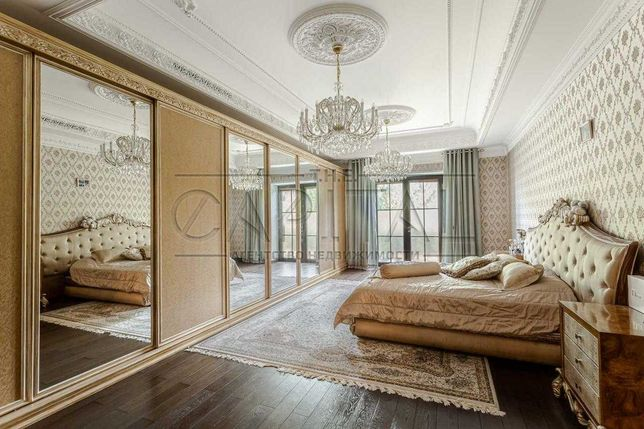 Уникально изысканная квартира 200м2 террасы - Печерск, Regent Hill