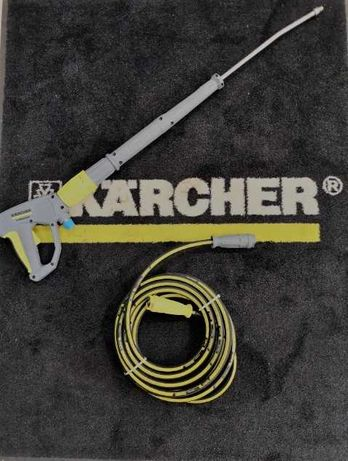 Wąż+lanca+pistolet Karcher