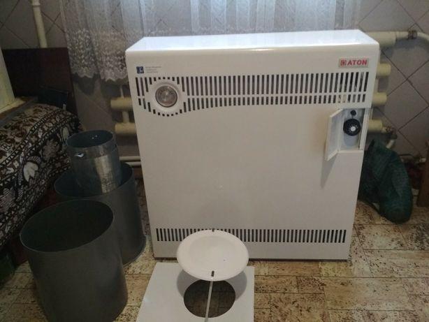 Продам котел парапетный газовый ATON COMPACT 12,5 Е, одноконтурный