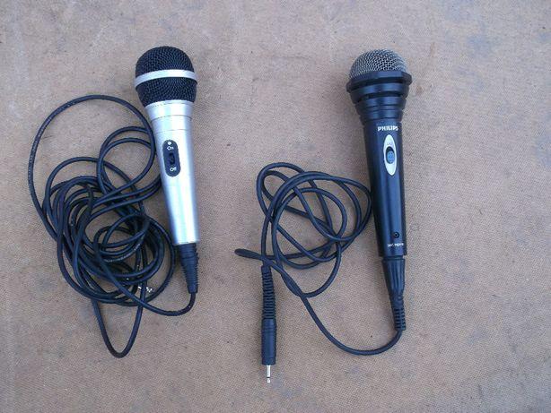 Микрофон PHILIPS.