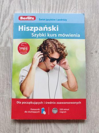 Berlitz. Książka Hiszpański szybki kurs mówienia z płytą CD