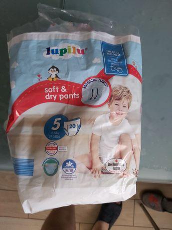 Продам памперсные трусики Lupilu.