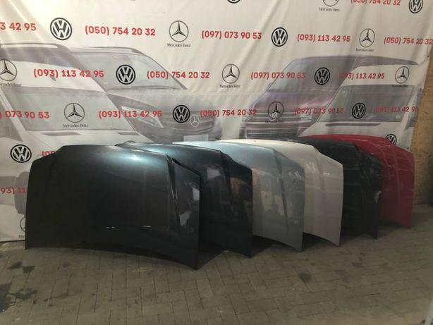 Капот VW Caddy 03- Каді маска Кади Touran капот Туран Тоуран Разборка