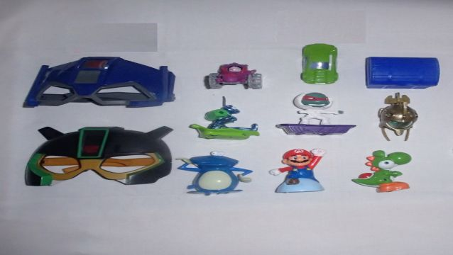 Brinquedos 1€