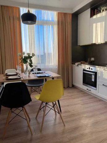 Красивая 3-к квартира с дизайнерским ремонтом в 34 жемчужине q2w