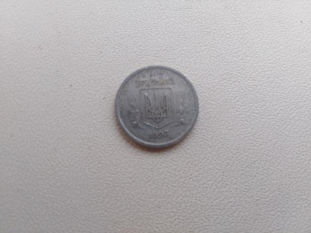 Монеты Украины 1990х