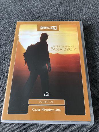 Audiobook Pałkiewicz Pasja zycia