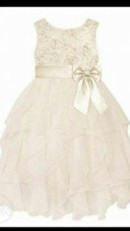Нарядное платьице для принцессы.