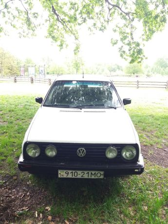 Volkswagen golf 2 1.3 бензин 1988р