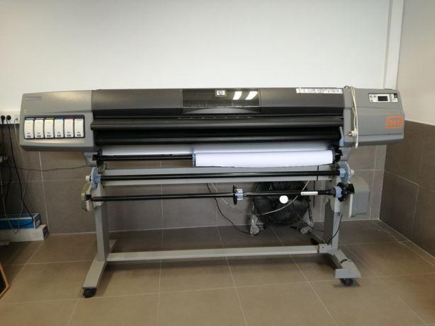 Plotter HP Design Jet 5500 - Modelo Q1253A - Valor a combinar