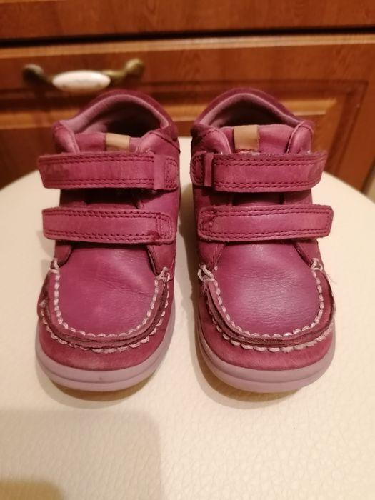 Ботинки Clarks кожа Черкассы - изображение 1