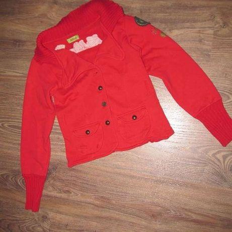 Кофточка- пиджак на девочку подростка
