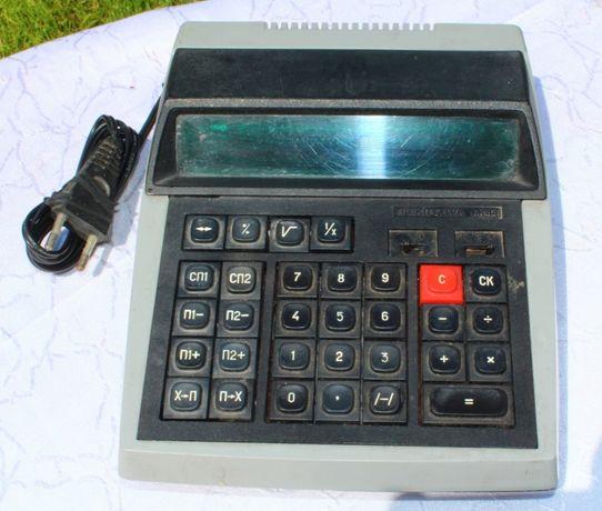 1 Калькулятор Электроника МК-44 СССР