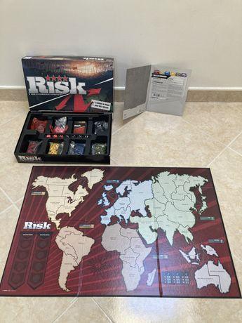 Risco - O jogo de Estratégia