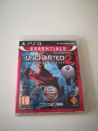 Uncharted 2 PS3 PL