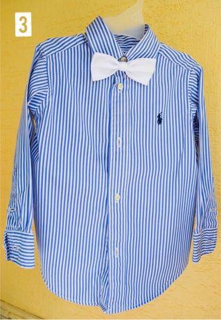 Рубашка Ralph Lauren 2Т