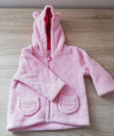 Bluza polarowa dla dziewczynki roz. 62-68