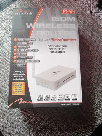 Router Media tech