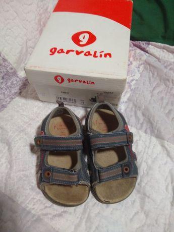 Garvalin сандалии, босоножки 24 размер.