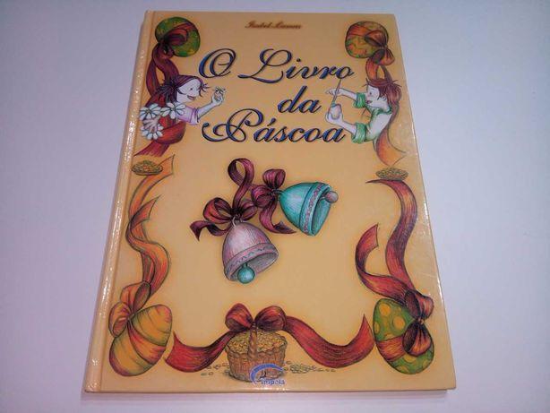 O Livro da Páscoa (Isabel Lamas)
