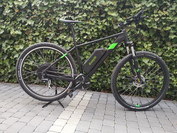 """Rower Elektryczny Cube 1000W 16,5 ah Koła 29"""" rama 19"""" M Bydgoszcz"""