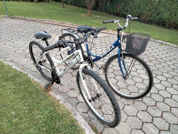 Bicicletas de senhora