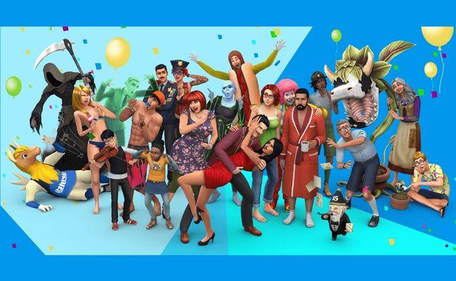 The Sims 4 PC Origin KLUCZ