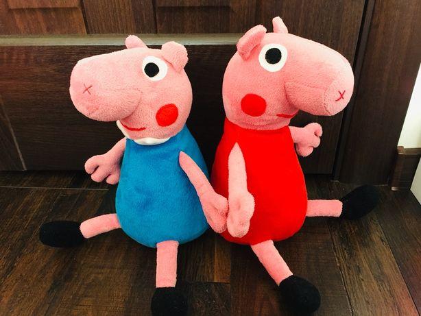 Мягкая игрушка Свинка Пеппа и Джордж